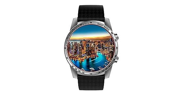 Lemumu JSBP KW99 Smartwatch 3G Kingwear 1.39 Amoled 400 ...