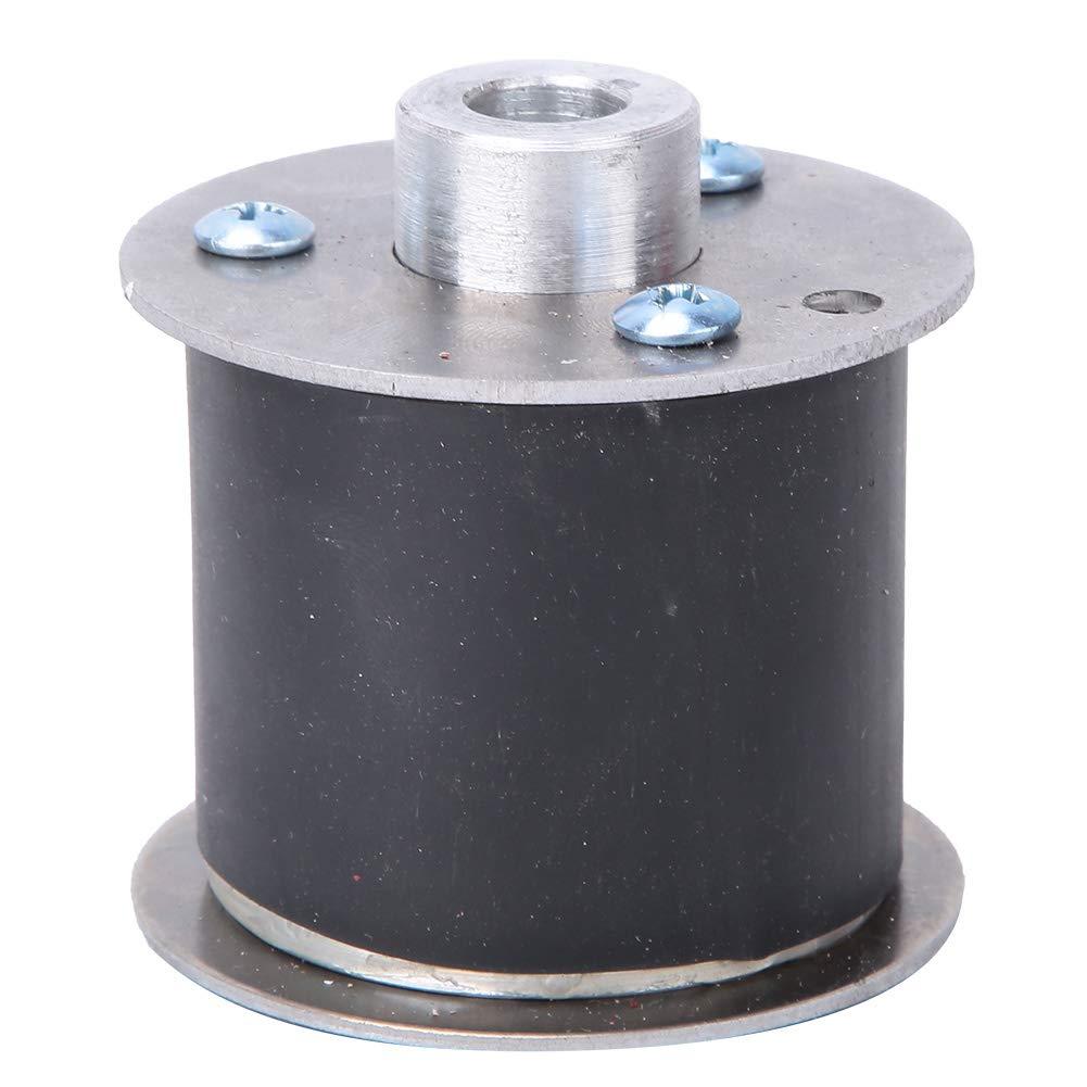 Bandschleifer Schleifmaschine Machine,Tragbarer Griff Rundrohrbandschleifer Polierer Schleifpoliermaschine zum Schleifen , Schmieden und Polieren von montierten Gel/ändern