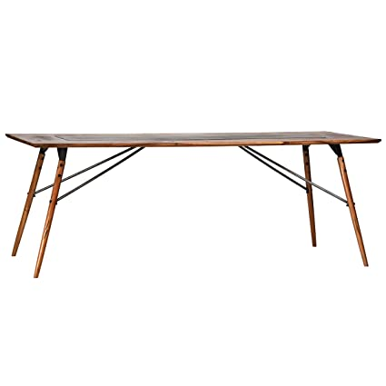 Amazoncom Slate Inlay Dining Table Tables - Dining table with slate inlay