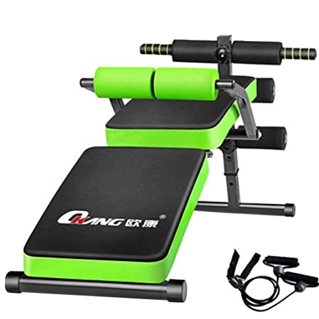 Multi-Purpose Sit Up Bench Banco Plegable Fitness con Respaldo en ...