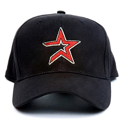 MLB Houston Astros LED Light-Up Logo Adjustable Hat