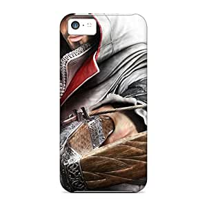 Iphone 5c ASy12622lnIr Provide Private Custom Trendy Assassins Creed Image Best Hard Phone Cover -JasonPelletier