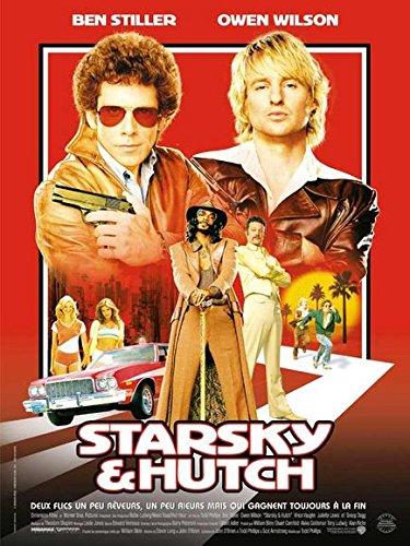 Starsky Hutch & Ben Stiller-116 cm x 158 Cartel Cinema ...