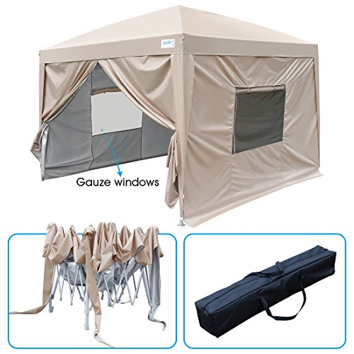 Quictent Upgraded Folding Sidewalls Waterproof product image