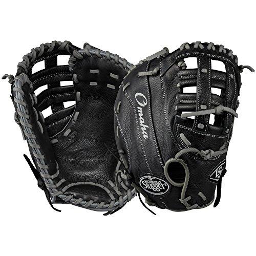 Louisville Slugger Omaha 1B Baseball Gloves, Left Hand, 12