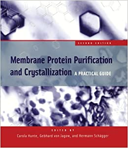 Book Membrane Protein Purification and Crystallization, Second Edition: A Practical Guide