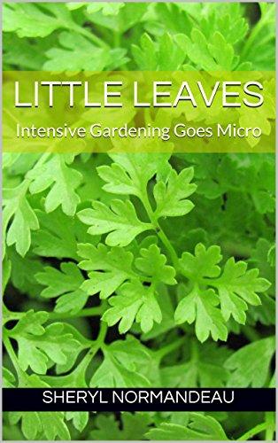 Little Leaves: Intensive Gardening Goes Micro Little Leaf