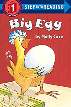 Big Egg (Step into Reading) by [Coxe, Molly]