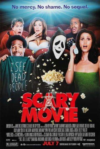Amazon.com: Scary Movie Movie Poster (27 x 40 Inches - 69cm x 102cm) (2000)  Style B -(Keenen Ivory Wayans)(Marlon Wayans)(Shawn Wayans)(Carmen  Electra)(Jon Abrahams)(Shannon Elizabeth): Prints: Posters & Prints