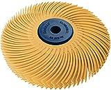 """Dedeco Sunburst - 3"""" TC 6-PLY Radial Bristle"""