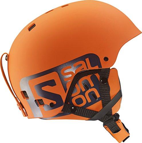 E Attrezzature Arancio Per Inverno Vigili Snowboard Sci Salomon Sci Opaco UXTwdU