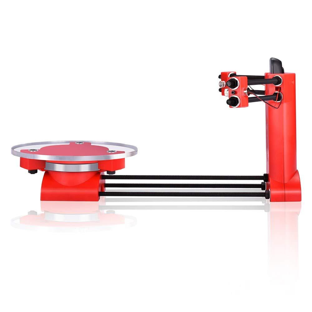 Escáner 3D DIY Escáner Escáner de código abierto de alta precisión ...