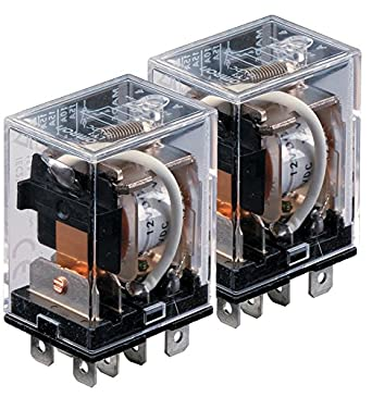 Amazon.com: Omron LY2-AC24 (PACK OF 2) General Purpose Relay ... on