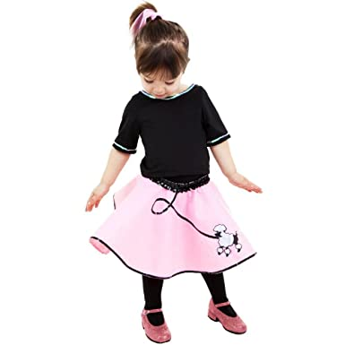 Princess Paradise Pink Poodle Skirt Set