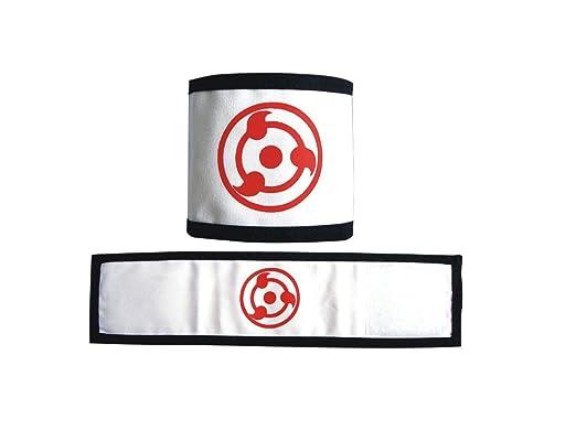 Amazon.com: Mtxc Naruto cosplay accesorios Itachi Uchiha ...
