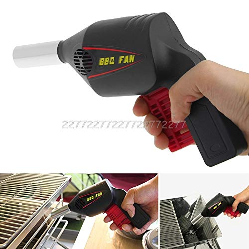 Manual Air Blower with Best Design, Useful BBQ Fan Air Blower Barbecue Pressing Fire Bellows Portable O23 - Camera Blower, Used Blower Carbs, Stihl Blower, Used Air Blower, Blower and Forge by SKS-2