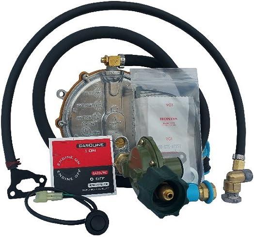 Hutch Mountain Best Honda EU2000i Propane – Gasoline Natural Gas Trifuel Generator Conversion Kit
