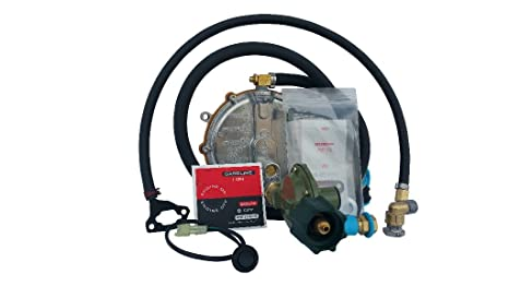 Amazon.com: Best Honda eu2000i propano Gas Natural Kit de ...