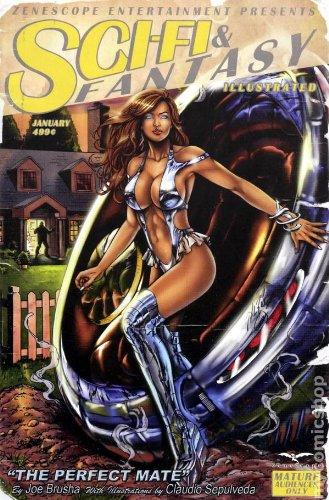 Download Zenescope Entertainment Presents Sci-Fi Fantasy Illustrated No. 1 pdf