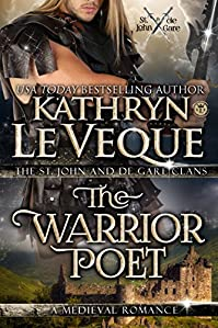 The Warrior Poet by Kathryn Le Veque ebook deal