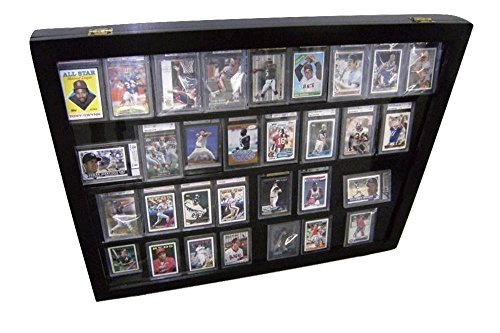 36 card display case - 3