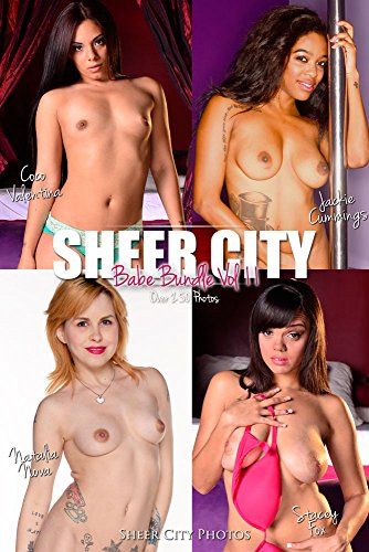 Sheer City Young Naked Women – Babe Bundle Volume 12: Over 250 Photos of Shaved Pussy XXX Nude Sex Amateur College Girls por Sheer City