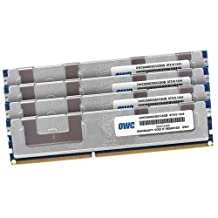 OWC 32GB ( 4x8GB ) PC3-8500 DDR3 ECC 1066MHz SDRAM DIMM 240 Pin Memory Upgrade kit For Mac Pro Early 2009 & Late 2010 'Nehalem' & 'Westmere' systems and Early 2009 Xserve. Model OWC85MP3W8M32K