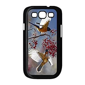 Hummingbird Phone Case For Samsung Galaxy S3 i9300 [Pattern-1]