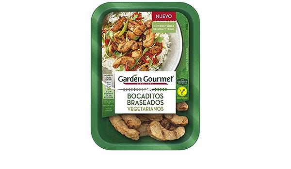 Garden Gourmet Bocaditos Braseados - 175 g: Amazon.es ...