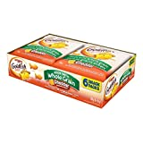 Pepperidge Farm Goldfish Whole Grain Crackers Snack Pack, 26g (Pack of 6)