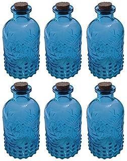 Botella Decoración Botella De Vidrio 6 Piezas Corcho Las Eng Recipientes De Corcho Decoración Farmacia Botella