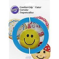 Cortador de galletas redondo Wilton Comfort Grip