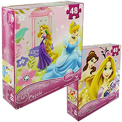 Disney Assorted Princess Puzzle 9 x 10 48 Piece by Unknown