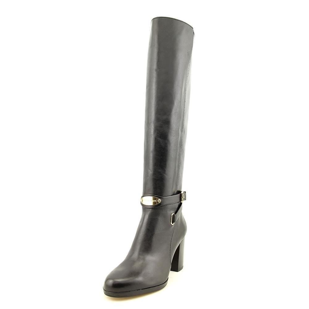Michael Kors Arley Knee High Boot Black Women's 5.5 M US