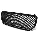 06 dodge magnum front bumper - Dodge Magnum ABS Plastic Diamond Mesh Style Front Bumper Grille (Black) - LX Platform