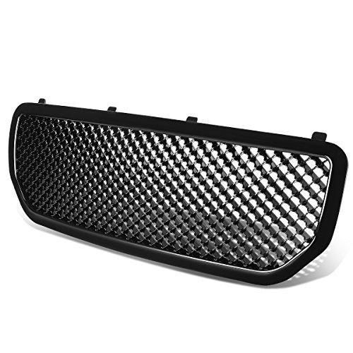 Dodge Magnum Mesh (Dodge Magnum ABS Plastic Diamond Mesh Style Front Bumper Grille (Black) - LX Platform)