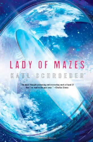 Lady of Mazes PDF