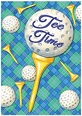 Amazon com : Fireworksss Sport Flag Love To Golf Tee Time