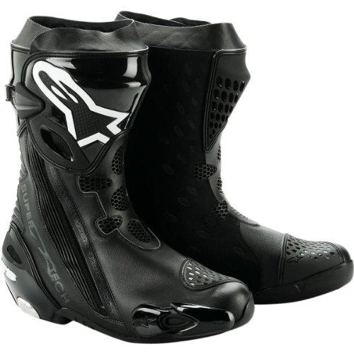 Alpinestars Supertech R Boots 2012 Black US 11.5 EU 46