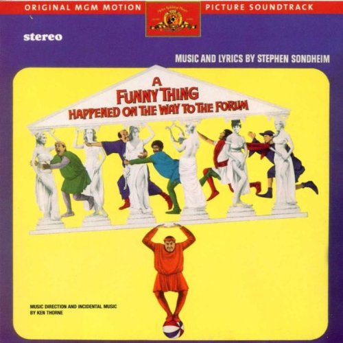 A Funny Thing Happened On The Way To The Forum: Original MGM Motion Picture Soundtrack [Enhanced - Forum In Stores The Shops