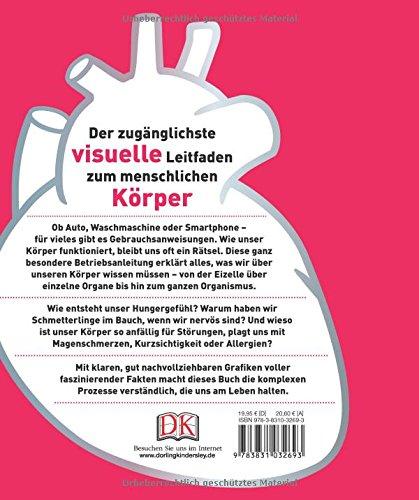 Der menschliche Körper: - und wie er funktioniert: Amazon.de: Bücher