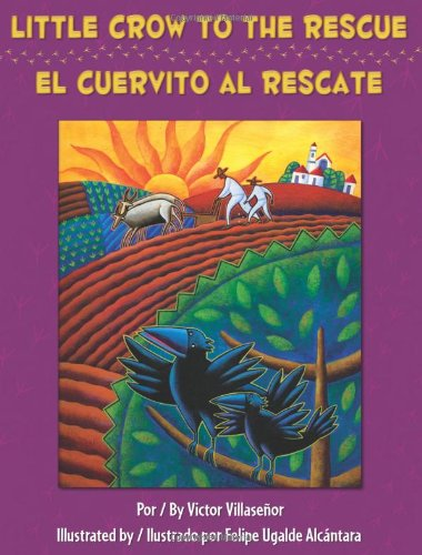 Download Little Crow to the Rescue / El Cuervito al rescate (English and Spanish Edition) pdf