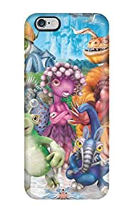 Perfect Spore Case Cover Skin For Iphone 6 Plus Phone Case