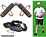 """""""ISO Walking"""" Exercise Device. You Walk, Jog or Run and Exercise Your Upper Body At the Same Time. The Carrying Case is included!"""