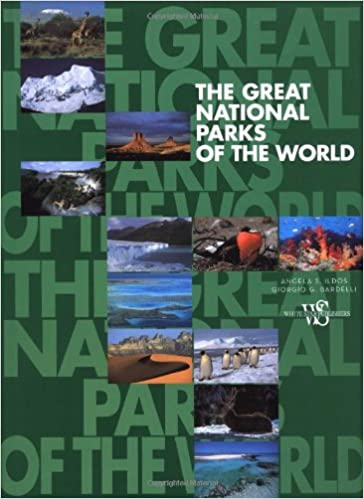 Book The Great National Parks of the World (Wonders of the World)