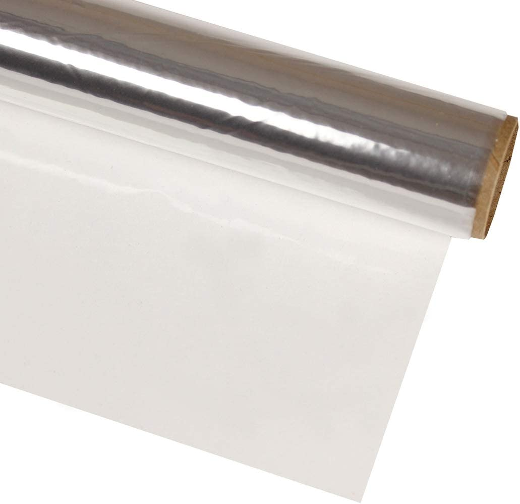 Hygloss Products Cello-Wrap Roll, Clear, 20-inches x 12.5-feet