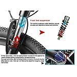 HUATXING-48V-500W-in-Bicicletta-Bici-elettrica-21-velocit-Pieghevole-Bici-elettrica-MTB-Bike-Motor