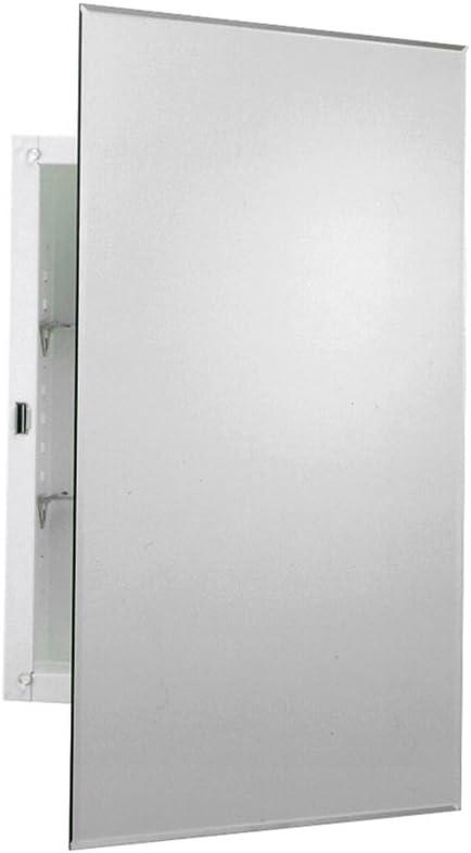 ZPC Zenith Products Corporation EMM1027 Prism Beveled Medicine Cabinet