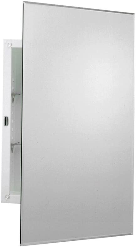 Amazon.com: ZPC Zenith Products Corporation EMM1027 Prism Beveled Medicine Cabinet: Home & Kitchen
