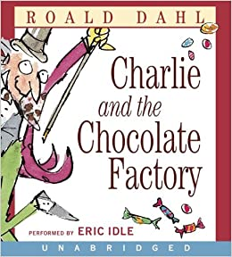 Charlie Chocolate Factory Book